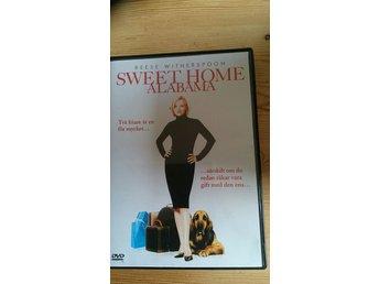 DVD Sweet home Alabama - Göteborg - DVD Sweet home Alabama - Göteborg