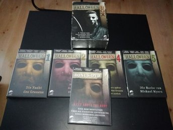 Halloween-box (samlarobjekt, grym!) - Uppsala - Halloween-box (samlarobjekt, grym!) - Uppsala