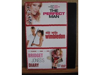 The Perfect Man - Wimbledon - Bridget Jones Diary - 3-Disc