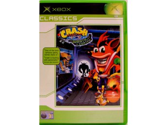 Crash Bandicoot: The Wrath of Cortex (Classics) - Xbox - PAL (EU)