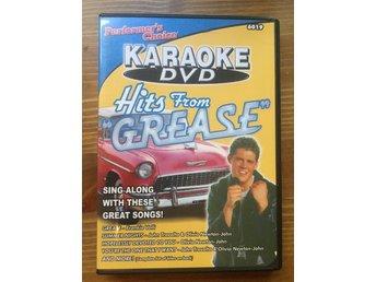 Karaoke Singalong Grease Utgått DVD Mkt Bra Skick! - Bagarmossen - Karaoke Singalong Grease Utgått DVD Mkt Bra Skick! - Bagarmossen