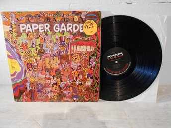 Paper Garden - s/t US Orig-69 RARE US PSYCH TOPPEX !!!!!