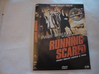 DVD-RUNNING SCARED *Paul Walker*