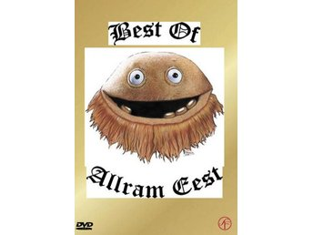 Best of Allram Eest 2005 DVD Komedi I PLAST