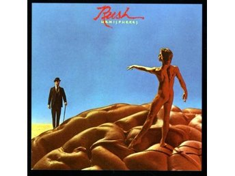 Rush: Hemispheres 1978 (Rem) (CD)