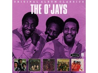 O'Jays: Original album classics 1972-77 (5 CD)
