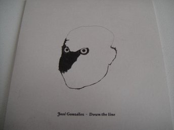 JOSÉ GONZÁLEZ Down the line CD SINGEL NYSKICK!!! JUNIP