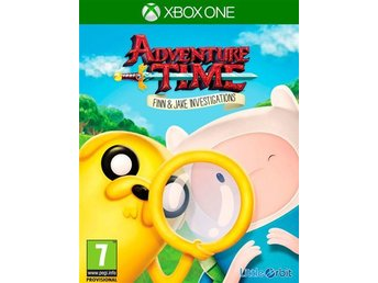 Adventure Time: Finn and Jake Investigations - Xbox One