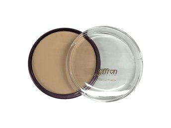 Saffron Compact Powder # A2 Soft Honey