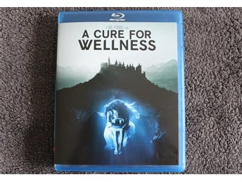A CURE FOR WELLNES  BLU-RAY