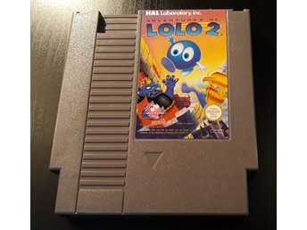 Adventures Of Lolo 2 - SCN - Nes / Nintendo