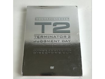 DVD video, DVD-Box, Terimantor 2 & judgement day