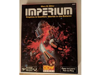 GDW. Imperium, Empires in Conflict: Worlds in the Balance