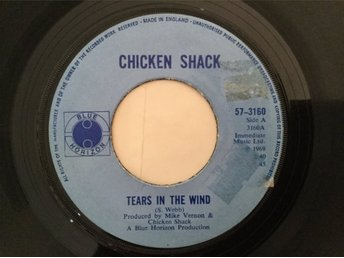 Chicken Shack-Tears in the wind  (1969)