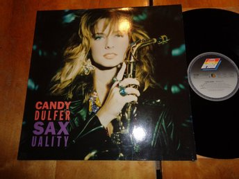 "Candy Dulfer ""Saxuality"""