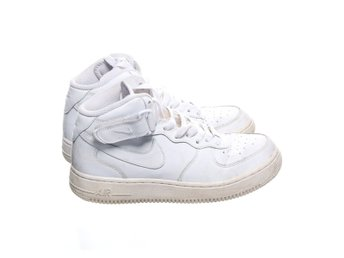 Nike, Sneakers, Strl: 38, Air Force 1, Vit (358988001) ᐈ