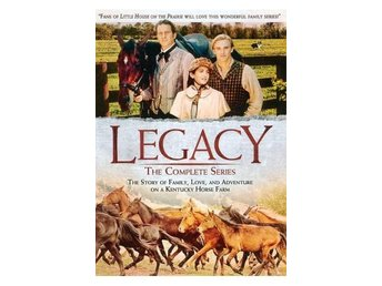 Legacy - The Complete Series (DVD)