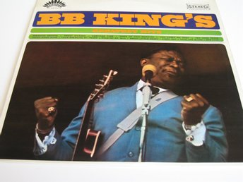 BB KING - BB KING´S GREATEST HITS - LP