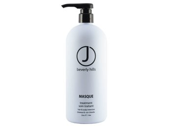 J Beverly Hills Masque Hair & Scalp Intensive Treatment 1000ml