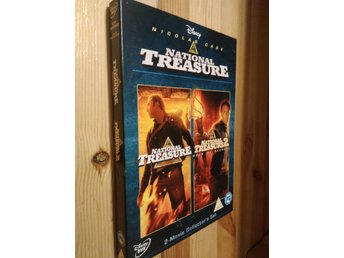 National Treasure, 2 X DVD