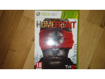 Xbox 360 PAL: Homefront