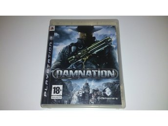 - Damnation PS3 -