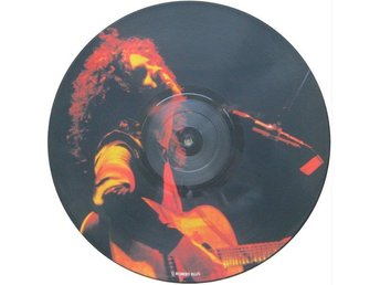 T. REX / MARC BOLAN 'In Concert' UK picture-disc LP