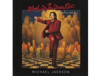 Michael Jackson - Blood On The Dance Floor - CD - 1997