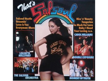 Various title* That's Salsoul* Funk / Soul, Disco LP Comp. Germany