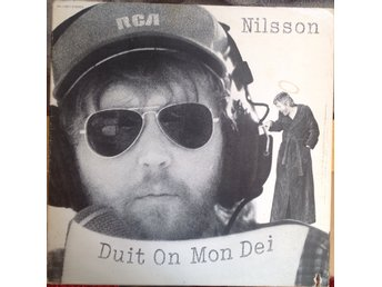 Harry Nilsson LP Duit On Mon Dei