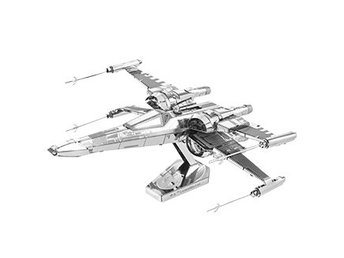 3D Pussel Metall - Star Wars - Starwars - Poe Dameron's X-Wing fighter 015