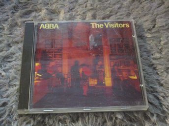 ABBA - THE VISITORS - CD