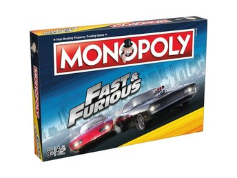 Monopoly - Fast & Furious