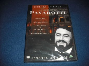 Pavarotti - Legends on stage  *INPLASTAD*