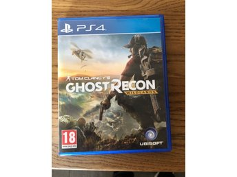 Tom Clancys Ghost Recon Wildlands till Playstation 4