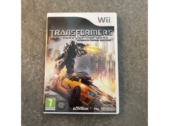 Wii Transformers: Dark of the Moon