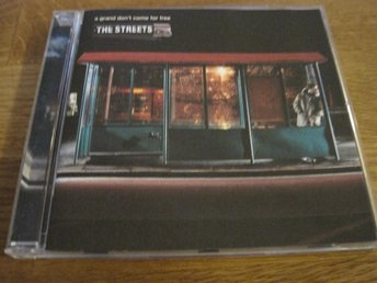 THE STREETS - A GRAND DON´T COME FOR FREE, CD