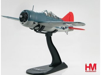 Hobby Master US Navy Brewster Buffalo - 1/48 scale. Nice!