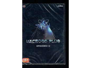 DVD - Macross plus episodes 1-2 (inplastad)