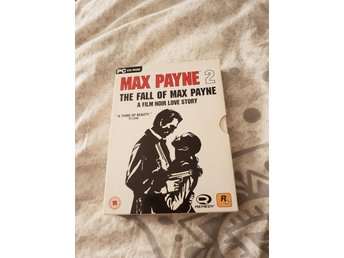 Pc Box: Max payne 2