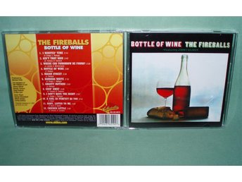 FIREBALLS - Bottle of wine , US 1968/2004 CD ,