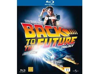 Blu Ray Tillbaka Till Framtiden 1 3 Box Mich 247871375