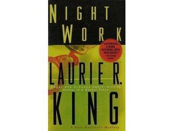 Nightwork, Laurie R King (Pocket Eng)