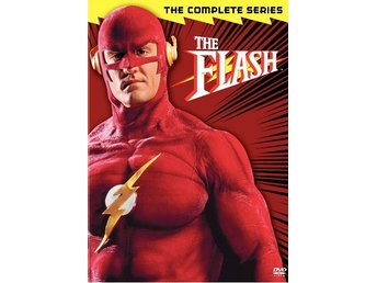 Flash - The Complete Series (DVD)