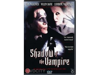 Shadow of the Vampire (2000) Elias Merhige med John Malkovich, Willem Dafoe