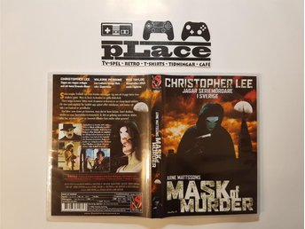 Mask Of Murder DVD