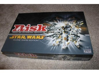 RISK Star wars brädspel