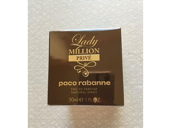 Lady million prive paco rabanne perfume 30 ml NY - Stockholm - Lady million prive paco rabanne perfume 30 ml NY - Stockholm