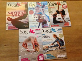 Yoga World - 5 nummer