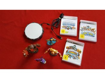 SKYLANDERS SET till Playstation 3 PS3